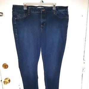 Torrid skinny jean size 20T